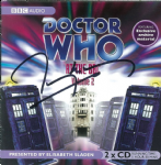 "Doctor Who ""At the BBC Volume 2"" (CD COVER ONLY) signed by Terry Molloy 2398"